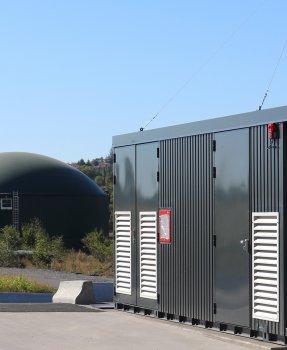 Mise en service de la station Biogaz pour une énergie propre et locale