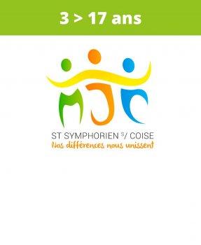 MJC<br>St Symphorien<br>sur Coise<br>(3 > 17 ans)