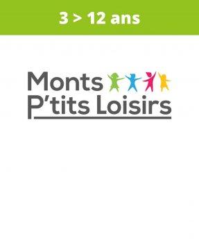 Monts P'tits loisirs<br>St Laurent<br>de Chamousset<br>(3 > 12 ans)